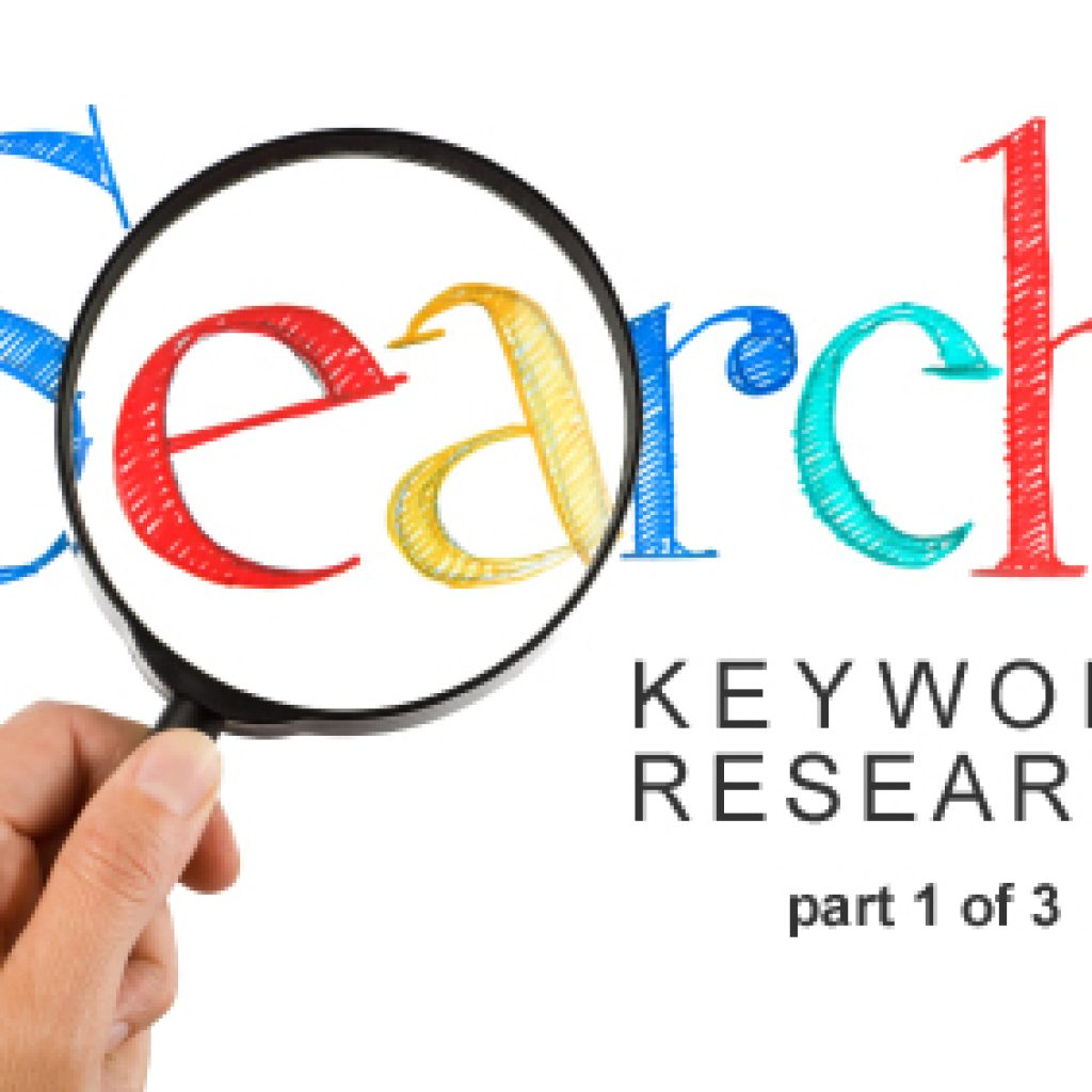 seo keyword research part 1 of 3