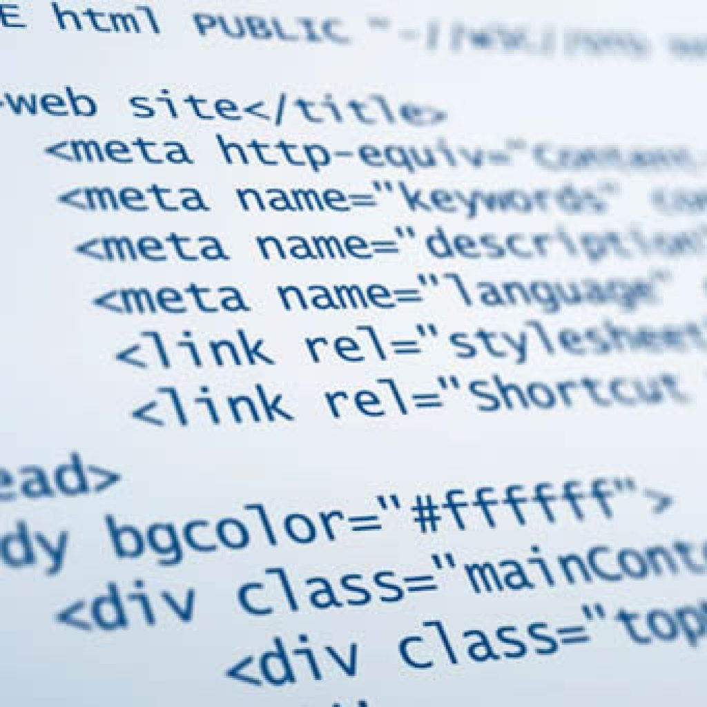 good website coding for seo